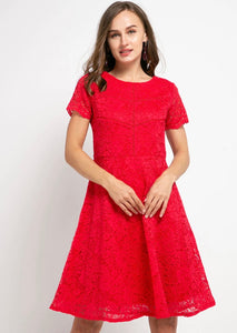 Wina Lace Dress