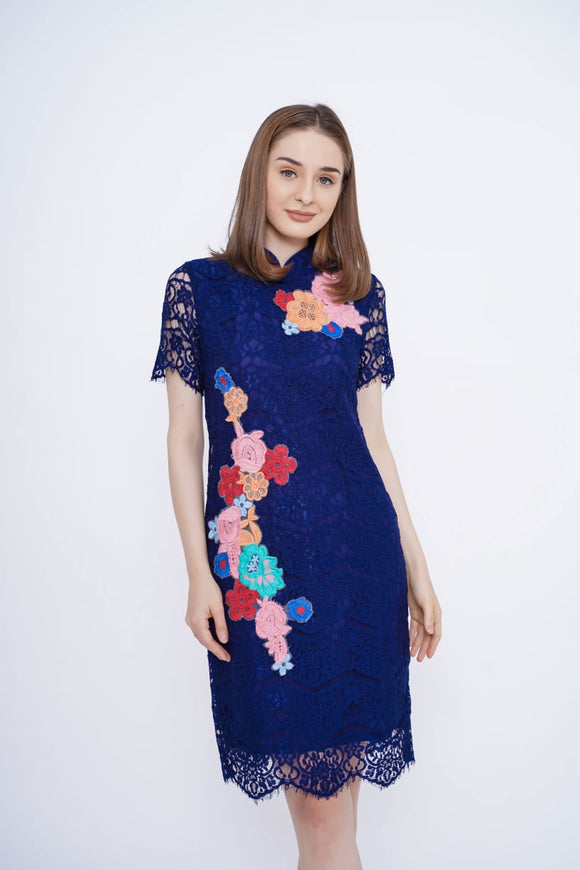 BLF Woman Franda Cheongsam dress
