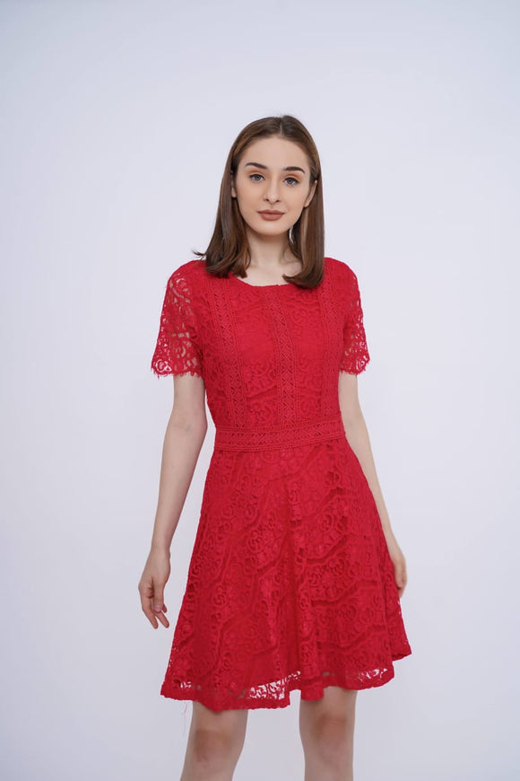 BLF Woman Liliana Lace Dress