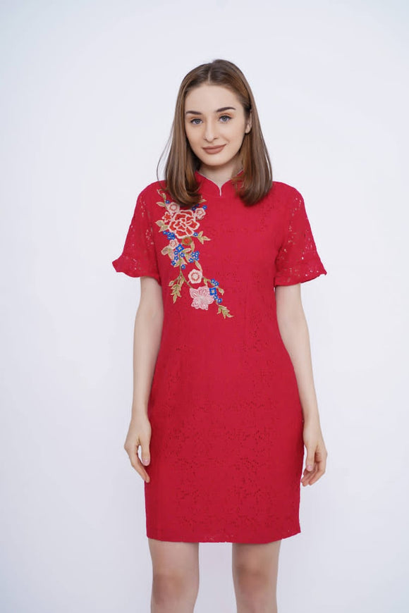 BLF Woman Zola Cheongsam Dress