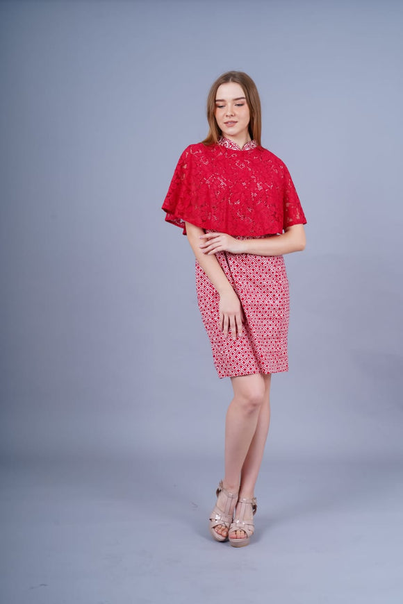 BLF Woman Melody Batik Dress