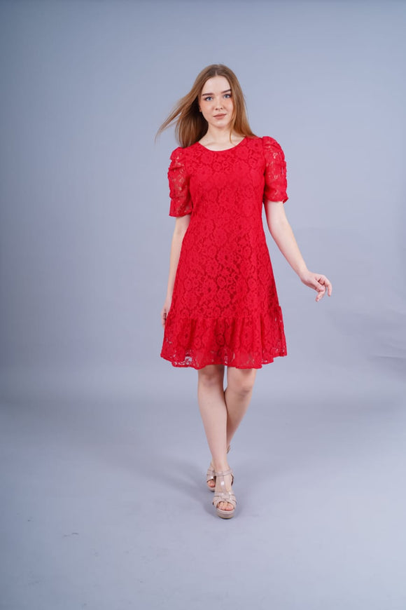 BLF Woman Evelyn Lace Dress