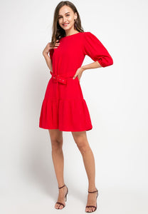 BLF Woman Shannon Ruffle Dress