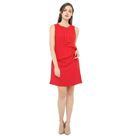 BLF Woman Elvira Ruffle Dress