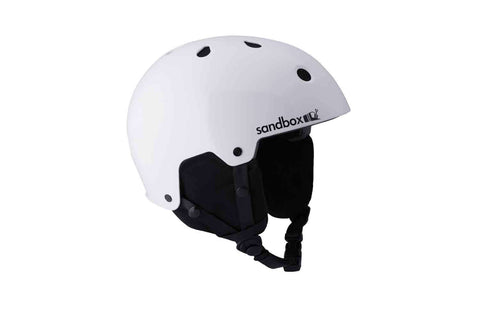 Sandbox Legend Snow Helmet White