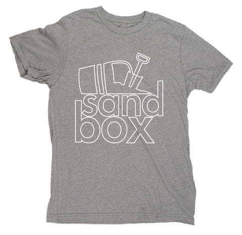 Sandbox Tee Outline