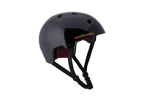 Sandbox Legend Wake Helmet Black Rasta