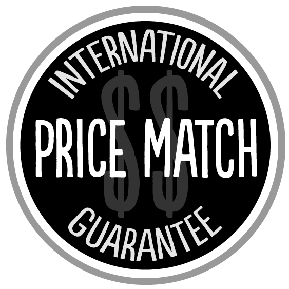 International Price Match Guarantee Logo