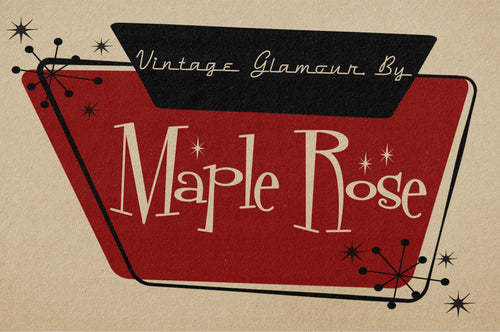 Shop Maple Rose