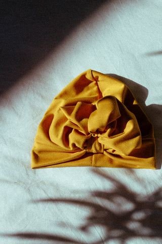 BLM | Full Turban Yellow