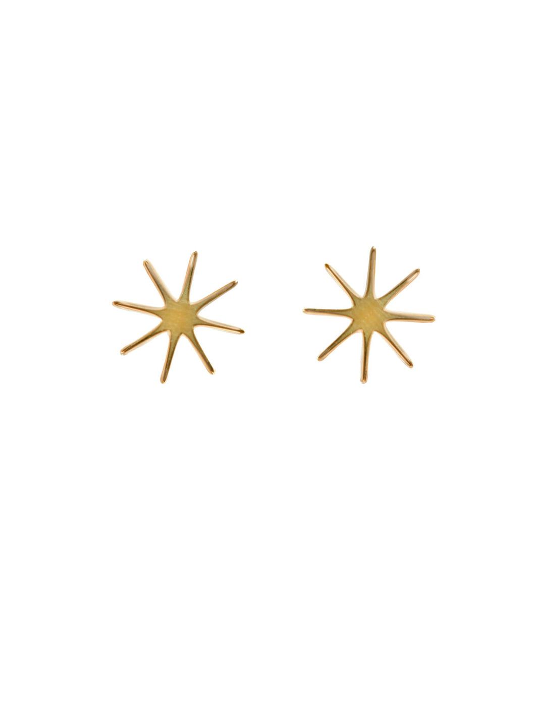 Medium Spark Earrings.