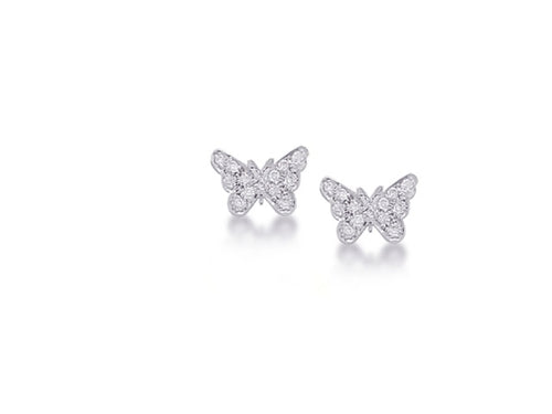 Butterfly Earrings.