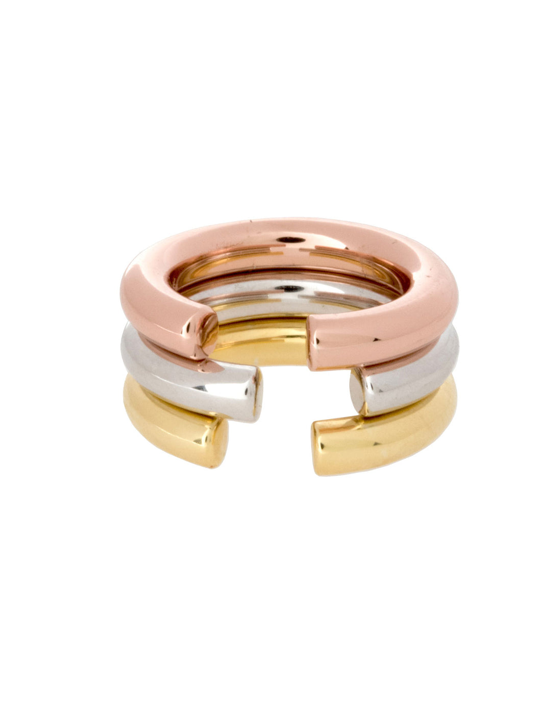 Open Stackable Rings
