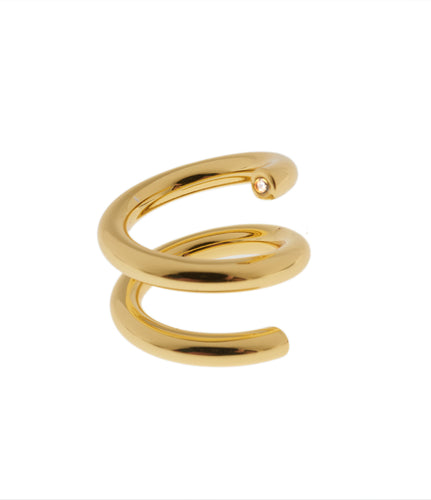 Spring Coil Ring