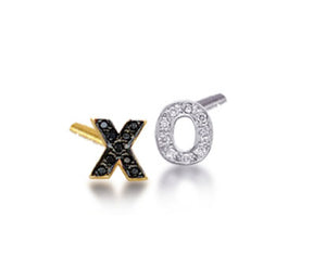 XO Earrings.