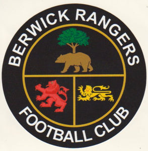 BRFC Crest Car Sticker