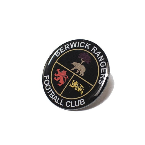 BRFC Crest Pin Badge with clasp