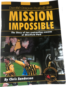 Mission Impossible book