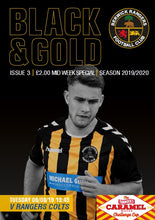 Load image into Gallery viewer, Berwick Rangers vs Rangers Programme