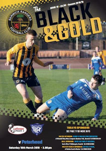 Programmes for Season 2018/2019