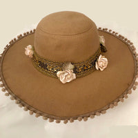 BRIDGETTE FLOPPY HAT
