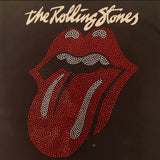 THE ROLLING STONES DIAMANTÉ T-SHIRT