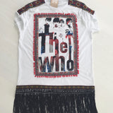 THE WHO T-SHIRT DRESS