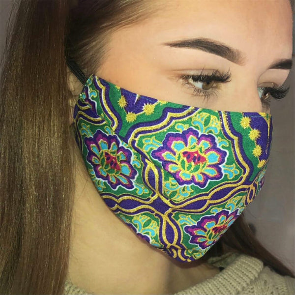 Sari Reversible Face Mask