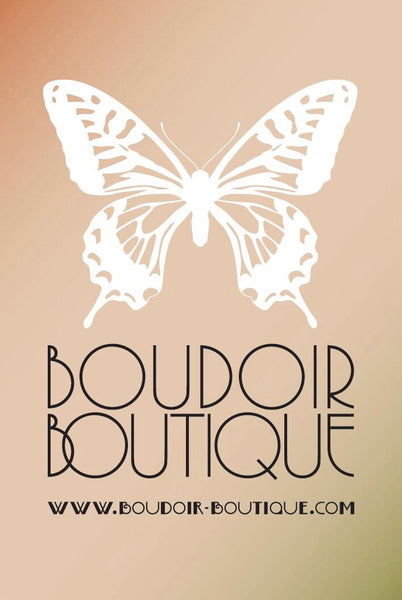 BOUDOIR BOUTIQUE GIFT VOUCHER £50