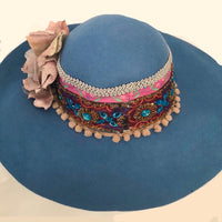 GRACE FLOPPY HAT