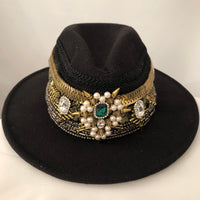 TIFFANY FEDORA HAT