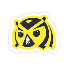 Load image into Gallery viewer, Yellow Flammy Sticker