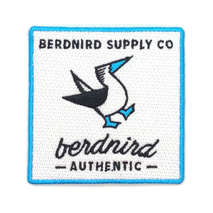 Berdnird Authentic Patch