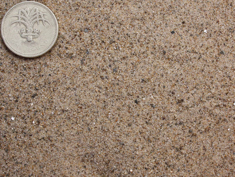 0/1 Lime Mortar Sand for Smooth Fine Finishing Coats less than 5mm thick