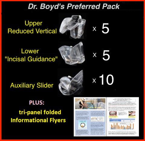"Dr. Boyd's COMPREHENSIVE ""Preferred Pack"""