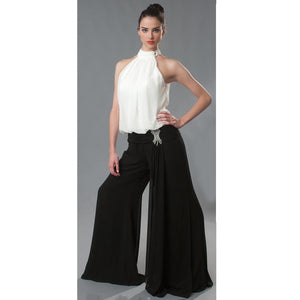 Robin DS 1621 Jewel Bottom Pants - TRINQUETZ
