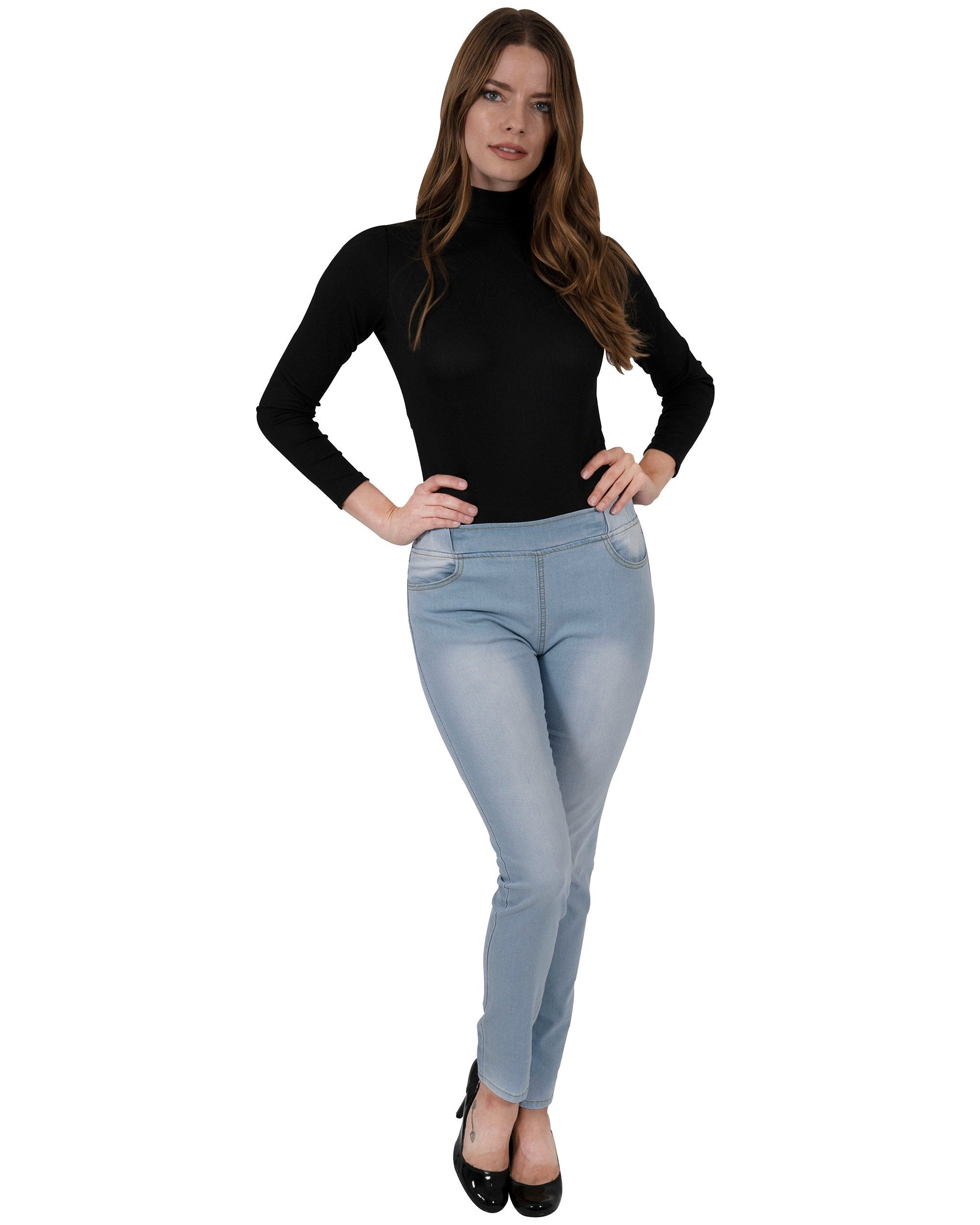 Angelo Skinny Jeans - TRINQUETZ