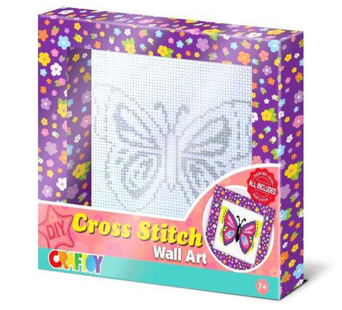 butterfly cross stitch