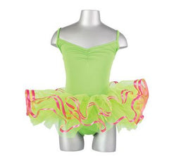 Ballerina Tutu - Lime Green-Special Celebration Events