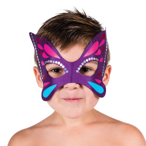 Beautiful Butterfly Mask