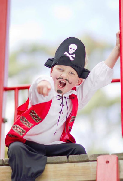 Pirate Boy-Special Celebration Events