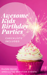 Awesome Kids Birthday Parties - eBook
