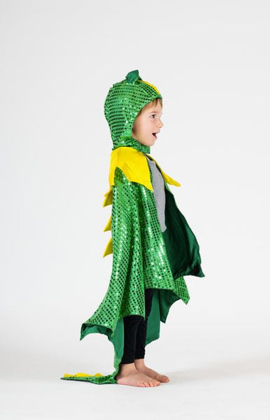 Dragon Cape - Green-Special Celebration Events