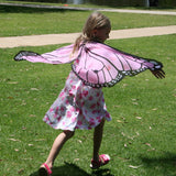 Beautiful Butterfly Wings - Pink-Special Celebration Events