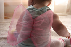 Beautiful Butterfly Baby Singlet & Wings