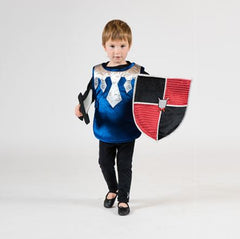 Knight Vest - Royal Blue