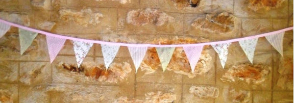 Mini Floral Bunting-Special Celebration Events