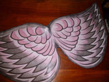 Pink and Grey Galah Wings-Special Celebration Events