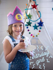 Birthday Crowns-Special Celebration Events