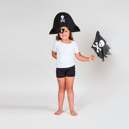 Pirate Hat & Eye Patch